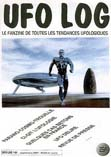 couverture de Ufo Log #01 par Christophe Chevallier
